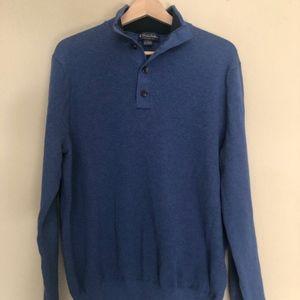 Brooks Brothers Mock-Neck Sweater